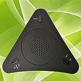 Konferenz Besprechung Omnidirektionale Mikrofon Aktive Echo abbrechen mit kostenlosem USB-Laufwerk