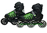 Snazzy Sterling Adjustable Shoes Inline Skates - Color May Vary