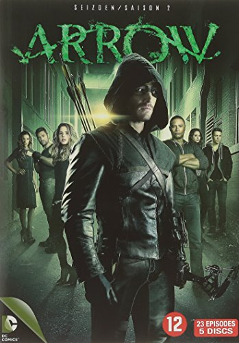 SEASON 2 - ARROW