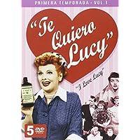 Te quiero;Lucy (Serie de TV)  Vol. 1  (5 DVDs) I love Lucy