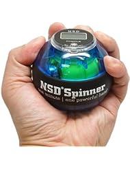 NSD PB-188C Bleu gagnants Bleu Spinner
