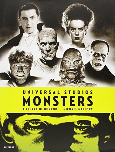 universal-studios-monsters-a-legacy-of-horror-by-mallory-michael-2009-hardcover
