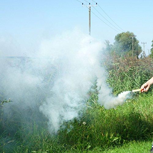 Raucherzeuger Mr. Smoke Typ 1 in Weiss