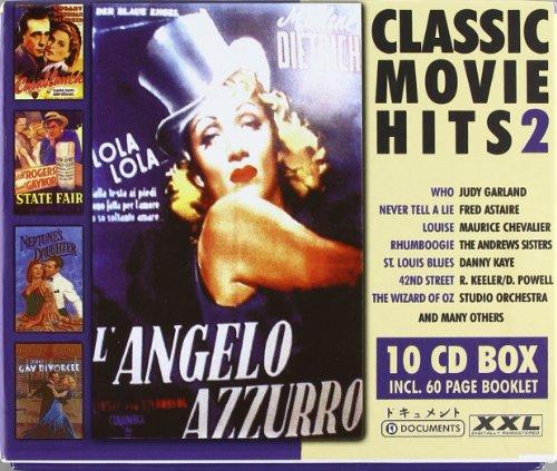 Classic Movie Hits 2 10-CD-