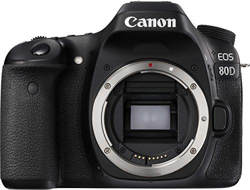 Canon EOS 80D - DSLR Spiegelreflexkamera (APS-C)