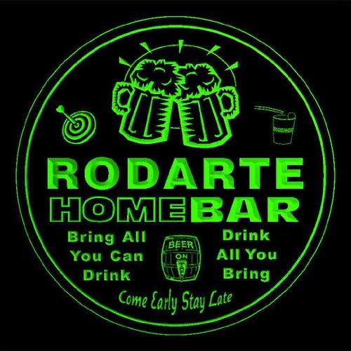 4x-ccq37950-g-rodarte-family-name-home-bar-pub-beer-club-gift-3d-coasters