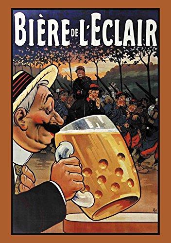 Carnet blanc Bière de l'Eclair