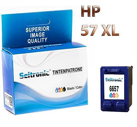 1x Drucker Patrone Seitronic für HP 57 XL Color PSC 1315XI 1317 1318 1340 1345