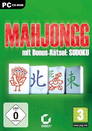 MahJongg mit Bonus Rätsel: Sudoku Mahjong-spiele Für Mac