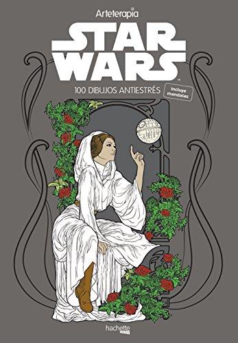Arteterapia Star Wars (Star Wars - Colorear) por Hachette Heroes