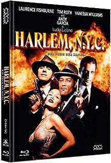 Harlem, N.Y.C. - Der Preis der Macht - Hoodlum [Blu-Ray+DVD] - uncut - auf 222 limitiertes Mediabook Cover C [Limited Collector