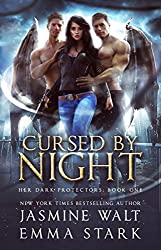 Cursed by Night: A Reverse Harem Urban Fantasy (Her Dark Protectors Book 1)