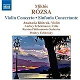 Rozsa - Violin Concerto