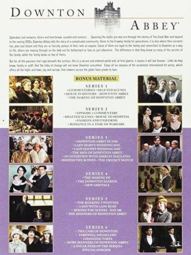 Downton Abbey - Series 1-6 [Edizione: Regno Unito] [Import anglais]
