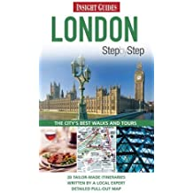Insight Guides: London Step By Step (Insight Step by Step)