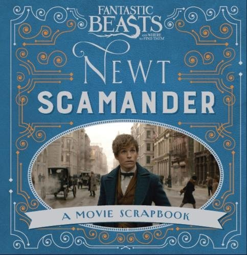 Fantastic Beasts And Where To Find Them (Fantastic Beasts Film Tie in) por Warner Bros