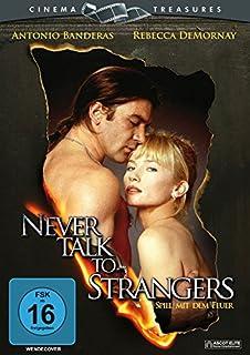 Never Talk To Strangers - Spiel mit dem Feuer (Cinema Treasures)