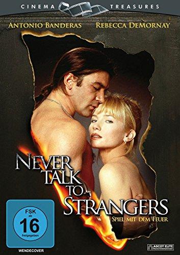 Bild von Never Talk To Strangers - Spiel mit dem Feuer (Cinema Treasures)