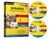 Learn to Speak Spanish - Language Training Course Software - Six Extensive Courses (2 Disc Set) (PC)