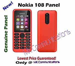 Nokia 108 Replacement Body Panel Housing (MK Communications)