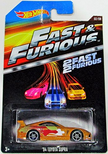 2015 Hot Wheels Fast & Furious 2/8 -