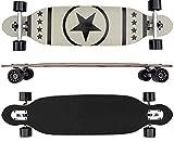 Longboard Racing Board 96 cm lang ABEC-7 Kugellager Komplettboard Skateboard - Best Reviews Guide
