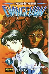 NEOGÉNESIS EVANGELION TOMO 01 par Yoshiyuki Sadamoto