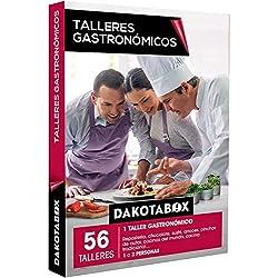 DAKOTABOX - Caja Regalo - TALLERES GASTRONÓMICOS - 56 talleres gastronómicos en Barcelona, Madrid y Vizcaya