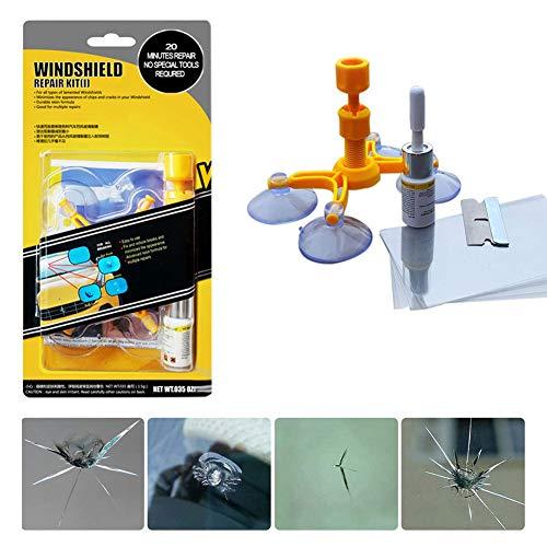 Kfz-Reparatur-Set für Windschutzscheiben Reparatur Set Windshield Repair Kit