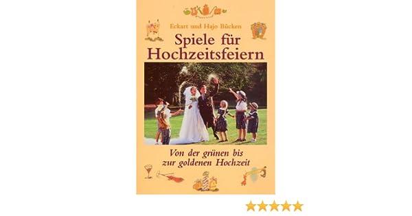 Spiele Für Hochzeitsfeiern Von Der Grünen Bis Zur Goldenen