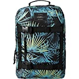 O'Neill Rucksack BM Boarder Plus Backpack Synthetik (9960 Black AOP W/Green)