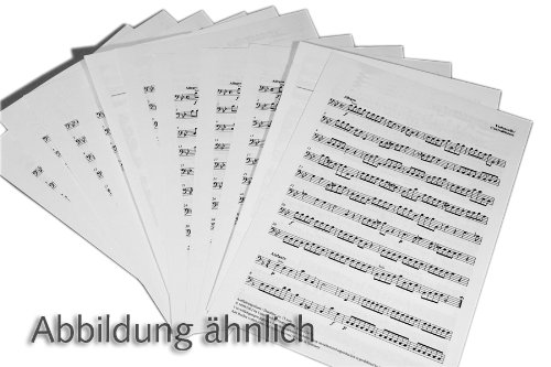 MESSE IN AS   SOLI SATB  SATB AND ORCHESTRA   SET OF PARTS
