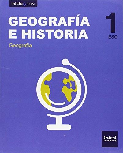 Inicia Dual Geografía E Historia Libro Del Alumno Valencia - 1º ESO