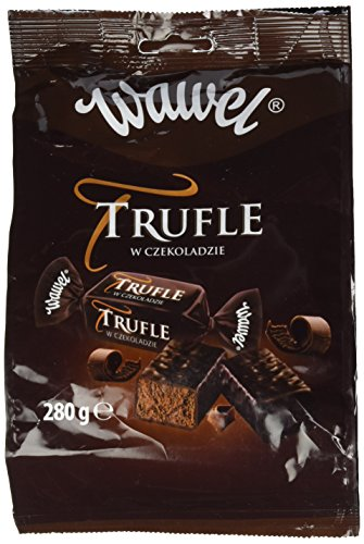 "Wawel Bonbons mit Rumaroma ""Truffle"", 3er Pack (3 x 280 g)"