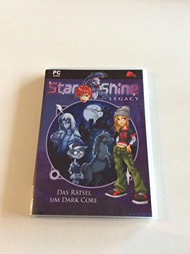 Star Shine Legacy Das Rätsel um Dark Core Star-server