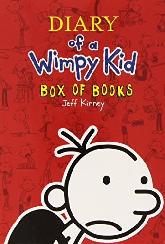 Diary Of A Wimpy Kid 1-9