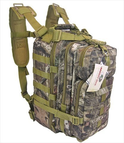 Explorer borse B3 tattico da assalto, unisex, B3 Tactical, Mossy Oak Mossy Oak