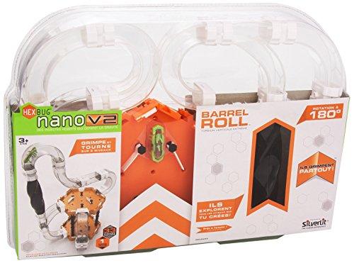 SilverLit Jeu Electronique   Hex Bug   Nano V2   Barrell Roll