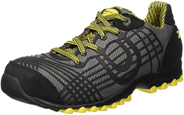 Diadora Beat Textile Low S1P HRO Scarpe Scarpe Scarpe da lavoro, Unisex adulto, SRC, Nero, 46 EU (11.5 UK) | Qualità Superiore  439d5d