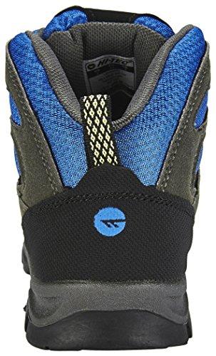 2017 Kids blue Schuhe Charcoal Hi Hillside tec Wp Shoes wxq6T0CI