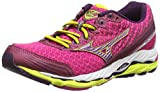 Mizuno Wave Paradox 2 (w), Damen Laufschuhe, Violett (Purple/Purple/Bolt 68), 42 EU / 8 UK