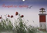 Amapolas sueños (Calendario de pared 2014 DIN A3 horizontal): En este calendario, el verano es capturado en su mejor forma. Amapolas en su ambiente colorido. (Calendario mensual, 14 Páginas)