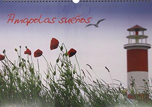 Amapolas sueños (Calendario de pared 2014 DIN A3 horizontal): En este calendario, el verano es capturado en su mejor forma. Amapolas en su ambiente ... colorido. (Calendario mensual, 14 Páginas)