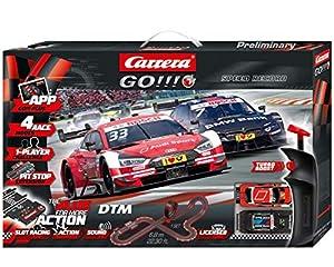 Carrera- DTM Speed Record Juego con Coches, Multicolor (Stadlbauer 20066009)