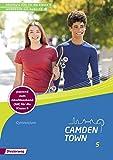 Camden Town / Lehrwerk für den Englischunterricht an Gymnasien - Ausgabe 2012: Camden Town - Allgemeine Ausgabe 2012 für Gymnasien: Workbook 5 mit Audio-CD für G8