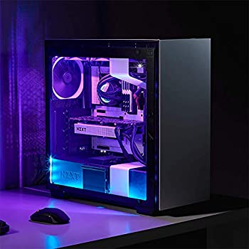 Nzxt Hue 2 Rgb Colour Changing Quad Channel Internal