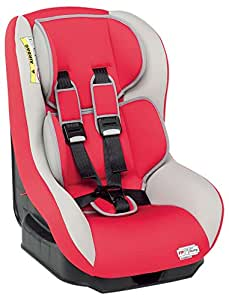 Foppapedretti Young Go! Evolution Seggiolino Auto, Red