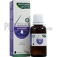Phytosun - Complexe Fraîcheur Agrumes D'Huiles Essentielles Pour Diffuseur - 30ml