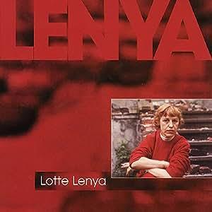 Lenya (11cd + Book)