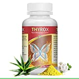 Ayushveda Innovations Advanced Ayurvedic Formulation Rasa Shastra Thyrox for Thyroid - 60 Capsules